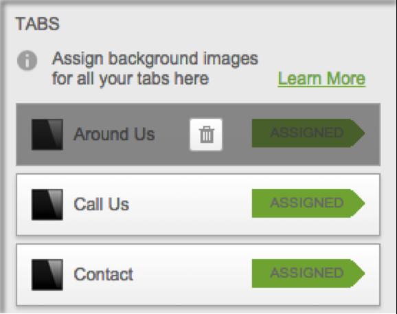 Delete Slider image Link